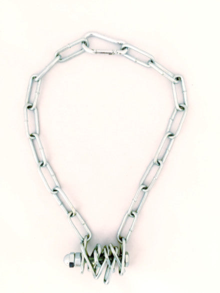 Light Metal Necklace