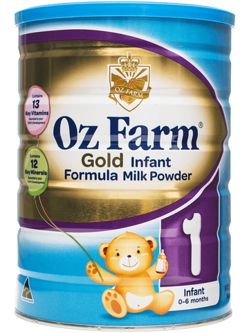 OZ Farm Gold Infant Formula 900g