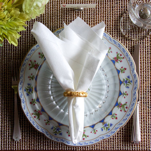 Pair these napkins with our personalized paper napkin rings for an extra special gift.