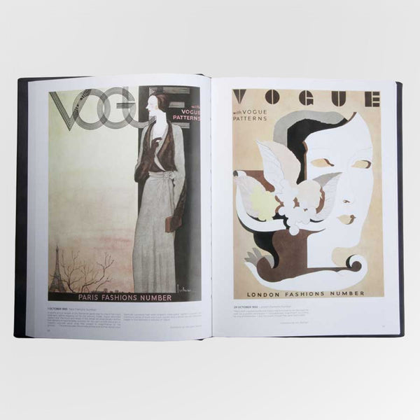 Vogue illustrated covers