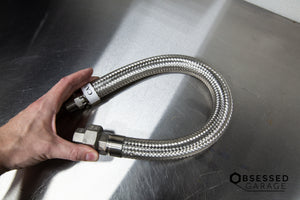T316 Stainless Inlet Hose