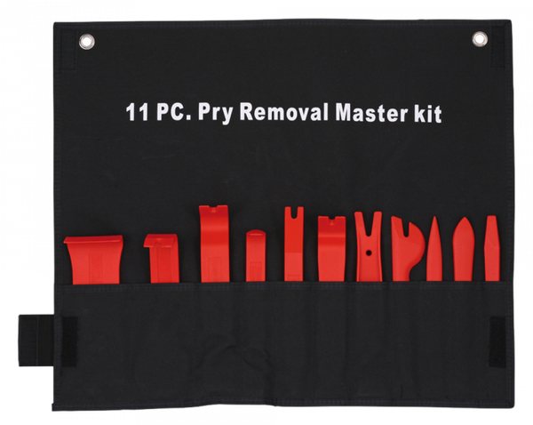 R21: Pry Remover Set - 11 Pieces