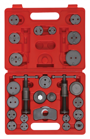 R19: Brake Caliper Set - 27 Pieces
