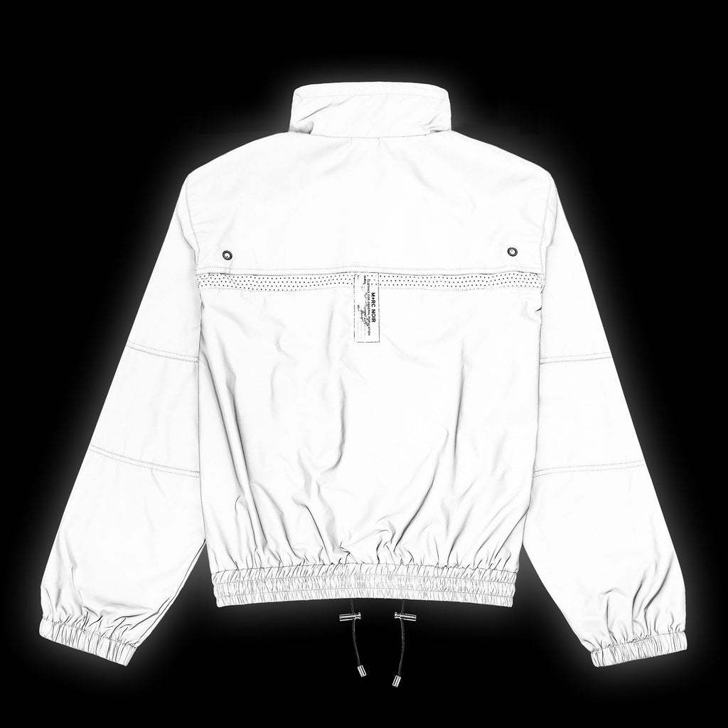 M+RC NOIR Ghost reflective track jacket