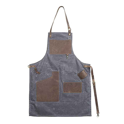 Waxed Canvas Apron