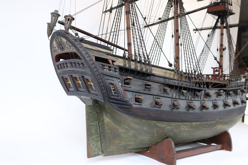 Spanish Armada-style Model