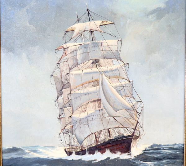 Windjamer Painting