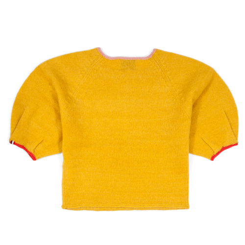Clare V. x DEMYLEE Le Pouf Sweater