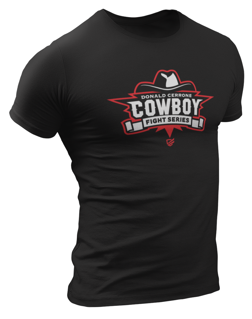 Cowboy Fight Series | Official T-Shirt