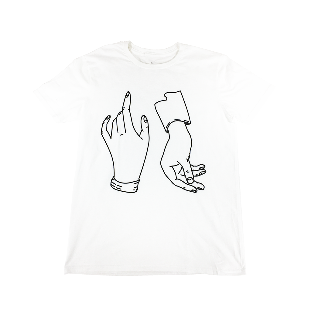 Working Hands Tee