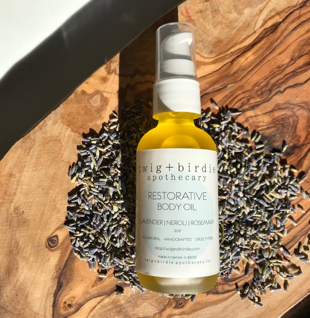 RESTORATIVE BODY OIL