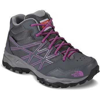 THE NORTH FACE JR HEDGEHOG WATERPROOF HIKER MID