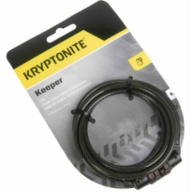 Kryptonite keeper combo cable 712