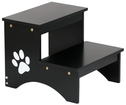 Two step pet stairs