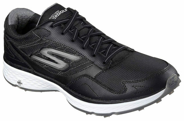 Skechers Mens GO GOLF Fairway Golf Shoes Black