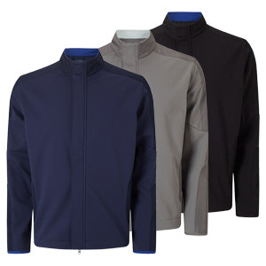 Callaway Soft Shell Full Zip Thermal Jacket CGKF7099
