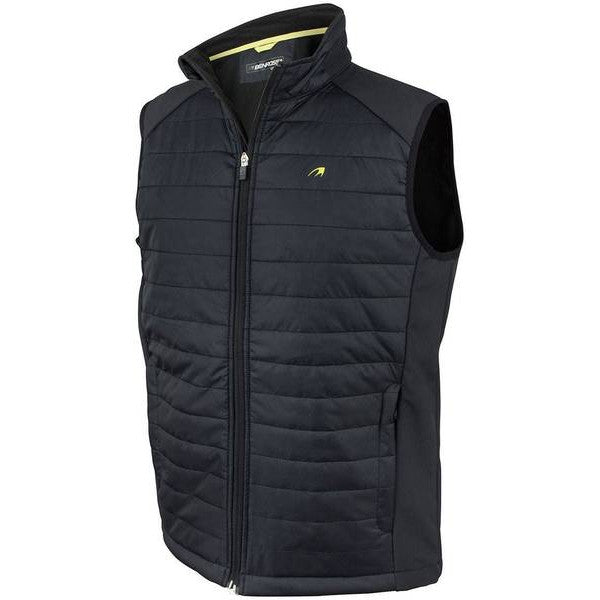 Benross Pro Shell Gilet Black Medium Water Resistant