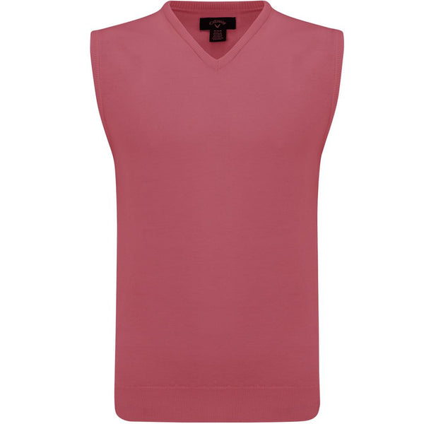 Callaway V-Neck Merino Wool Golf Vest