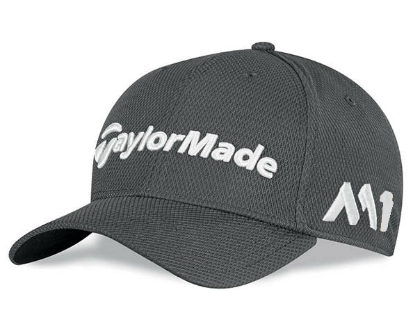 Taylormade Tour Authentic 39Thirty M1-M2 Grey Cap NEW ERA