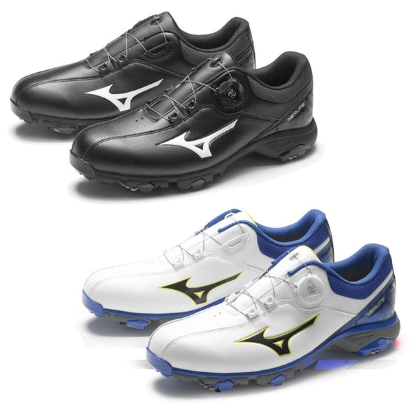 Mizuno Mens Nexlite 005 Boa Golf Shoes