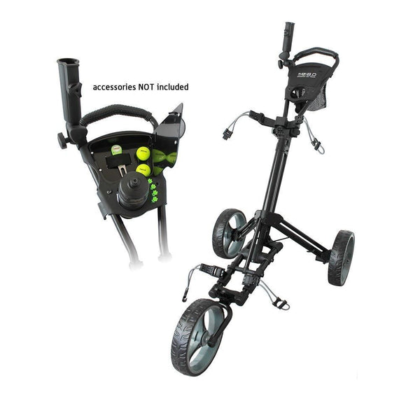 Glide Tek Tour 6.0 3 Wheel Golf Trolley