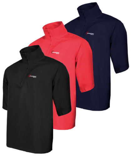 Phoenix Golf Lightweight Wind Resist Top Un-Lined 1/2 Sleeve or Sleeveless Plus Free Shirt