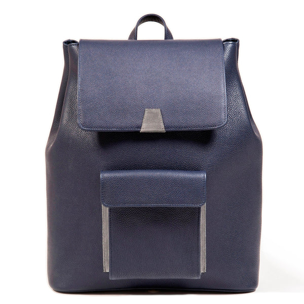Genuine Leather Backpack for Men
