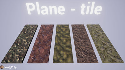 Dirt Vol.19 - Hand Painted Texture Pack