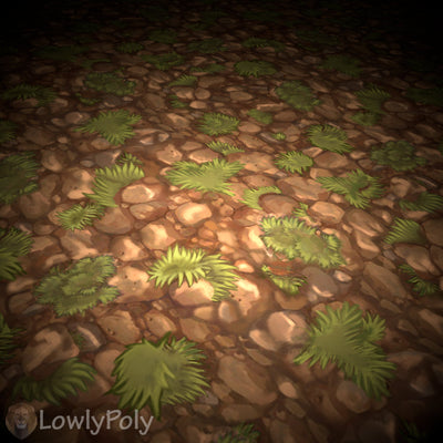 Rocks Vol.11 - Hand Painted Texture Pack