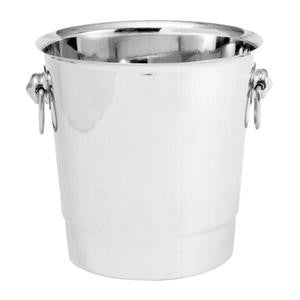 "Champagne Bucket 7 5/8"" - Home Of Coffee"