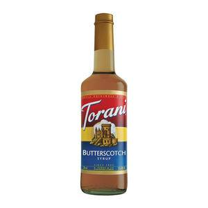 Torani® Butterscotch Syrup - Home Of Coffee