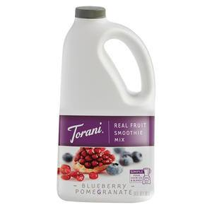 Torani® Real Fruit Smoothie Blueberry Pomegranate - Home Of Coffee