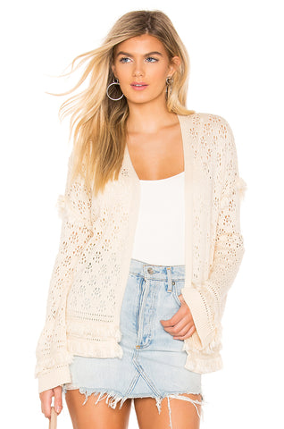 Taylor Sweater Jacket