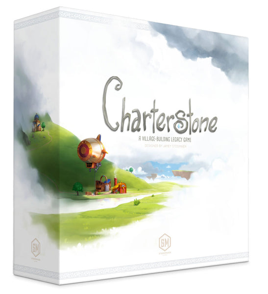 Charterstone - tiny box dint