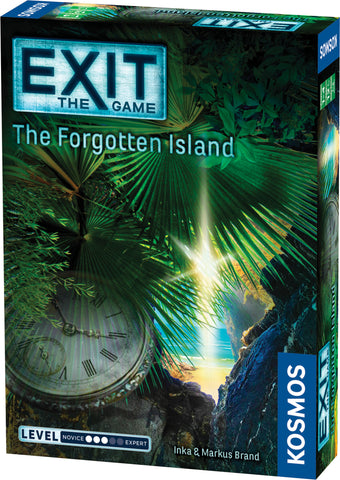 EXIT the Game | The Forgotten Island