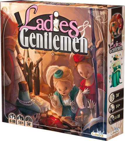 Ladies & Gentlemen - Blue Herring Games