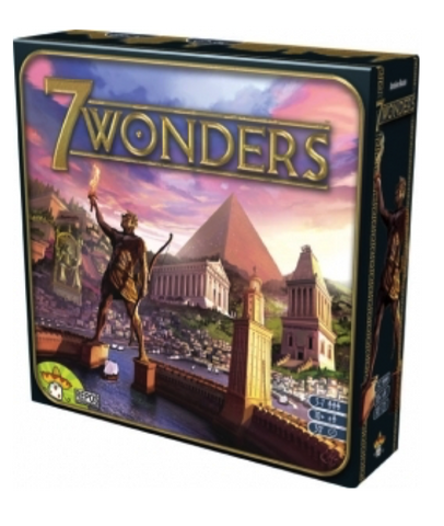 7 Wonders - Blue Herring Games