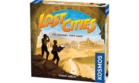 Lost Cities Card Game - Blue Herring Games - 1