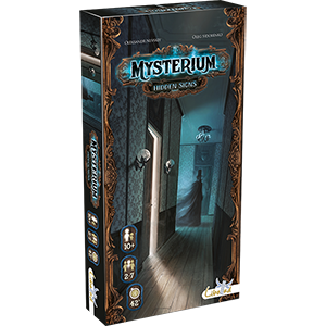 Mysterium Hidden Signs Expansion - Blue Herring Games - 1
