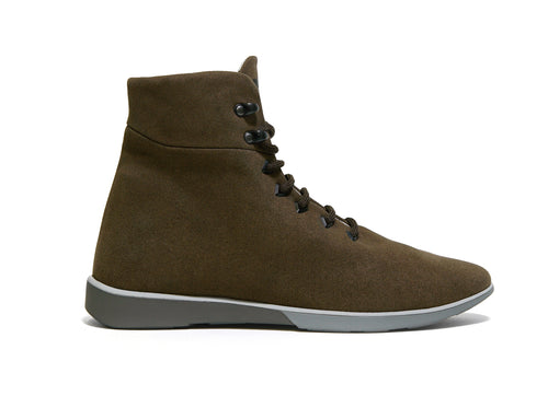 Atom Brown Boot