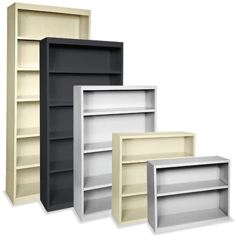 WOM-Steel Bookcase