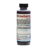 Strawberry shaved ice flavor concentrate 4 ounce