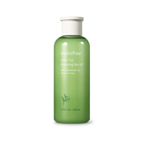 Innisfree Green Tea Balancing Skin 200ml - Meikki