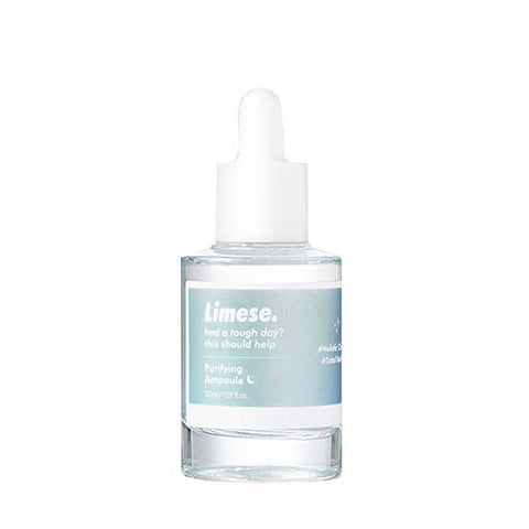 Limese Purifying Ampoule 30ml - Meikki