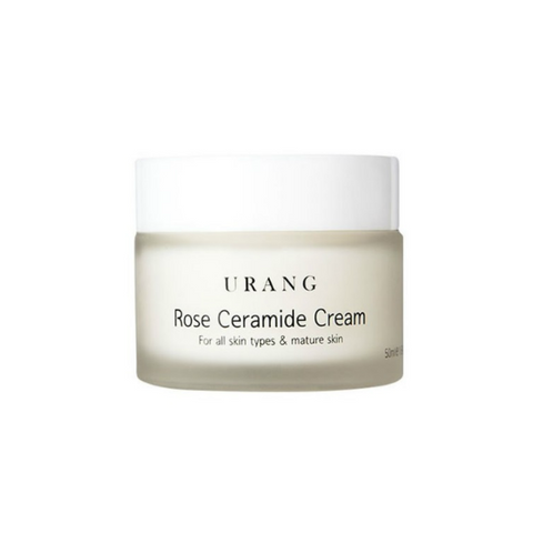 URANG Rose Ceramide Cream 50ml - Meikki