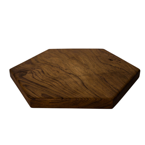 Teak - Honeycomb Teak Board