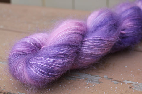 The Feels Downy Mohair Silk Lace Weight