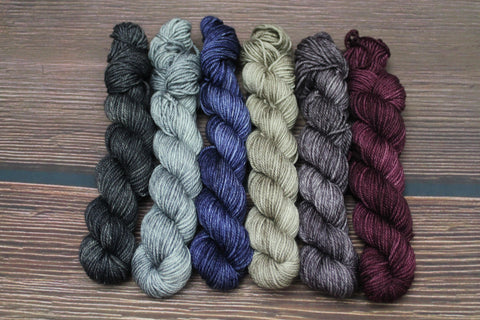 Neutral Cashmere Mini Skein Set