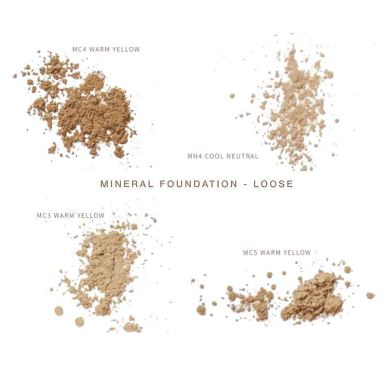 Mineral Foundation - Loose Face STARE Cosmetics