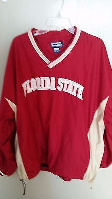 FLORIDA STATE SEMINOLES LIGHTWEIGHT PULL OVER  SIZE 2XL ADULT
